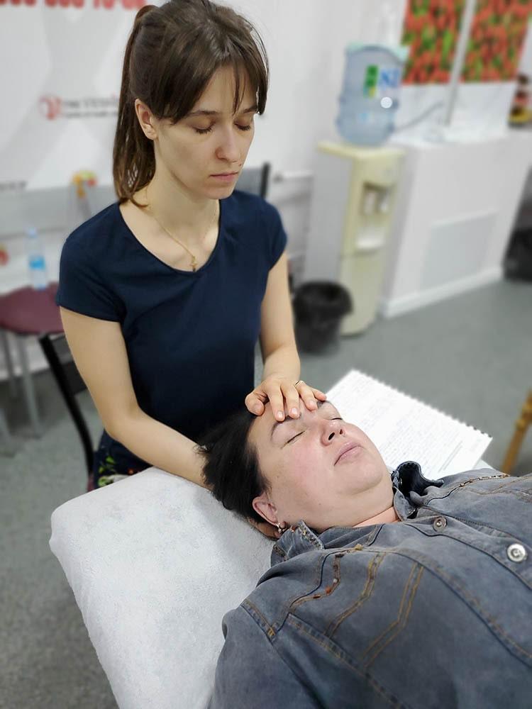 Краниосакральный терапевт в Киеве