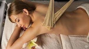 Самурайский массаж